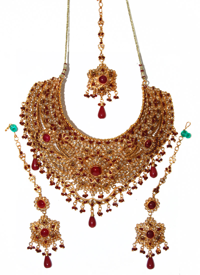 Indian Gold Jewellery Designs  See More Stunning Jewelry At  Stellarpieces!