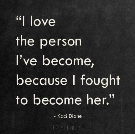 I Can Conquer Anything There S No Room Or Time For Self Criticism Just Loving Myself Is My Mantra And In Turn I Love Othe Quotes Inspirational Quotes Words