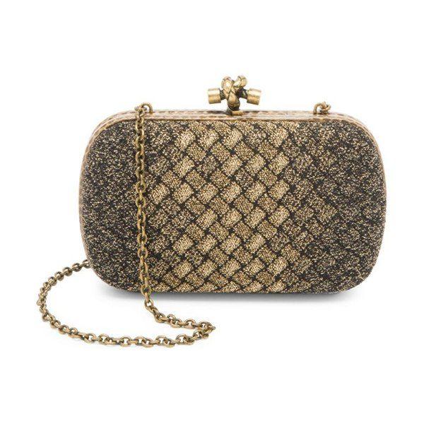 Bottega Veneta chain knot clutch.  bottegaveneta  bags 285b922bb0584