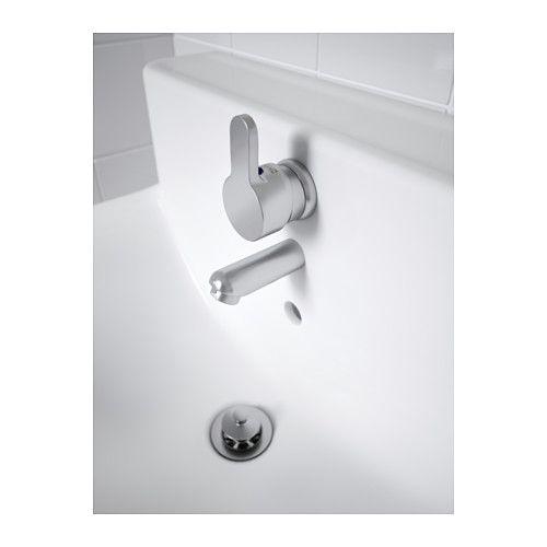 nn mitigeur lavabo avec bonde ikea idees pour maison de campagne pinterest