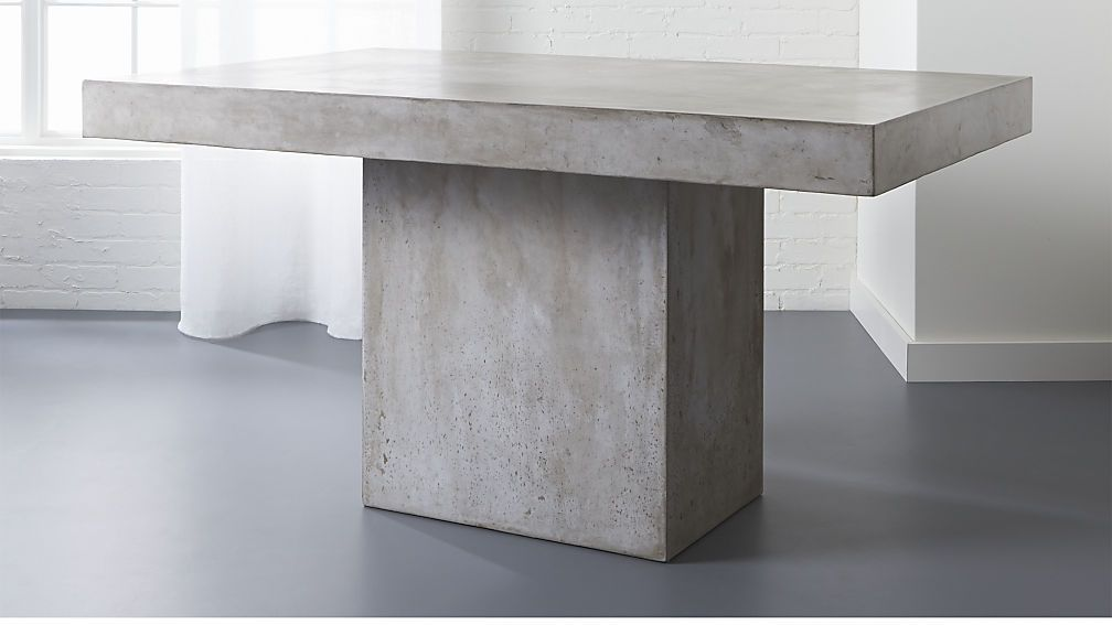 Fuze Grey Dining Table Tables Amp Consoles Mesa Terraza