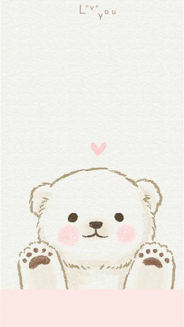Wallpaper Backgrounds, Cute Backgrounds, Animal Wallpaper, Polar Bear Wallpaper, Phone Backgrounds,