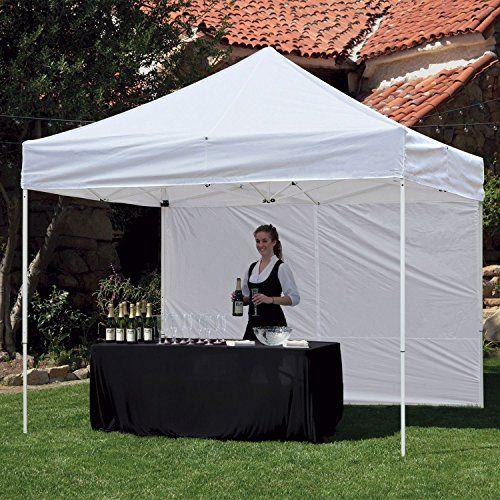 Amazon.com  E-Z UP Es100S Instant Shelter White  Outdoor Canopies  Patio & Amazon.com : E-Z UP Es100S Instant Shelter White : Outdoor ...