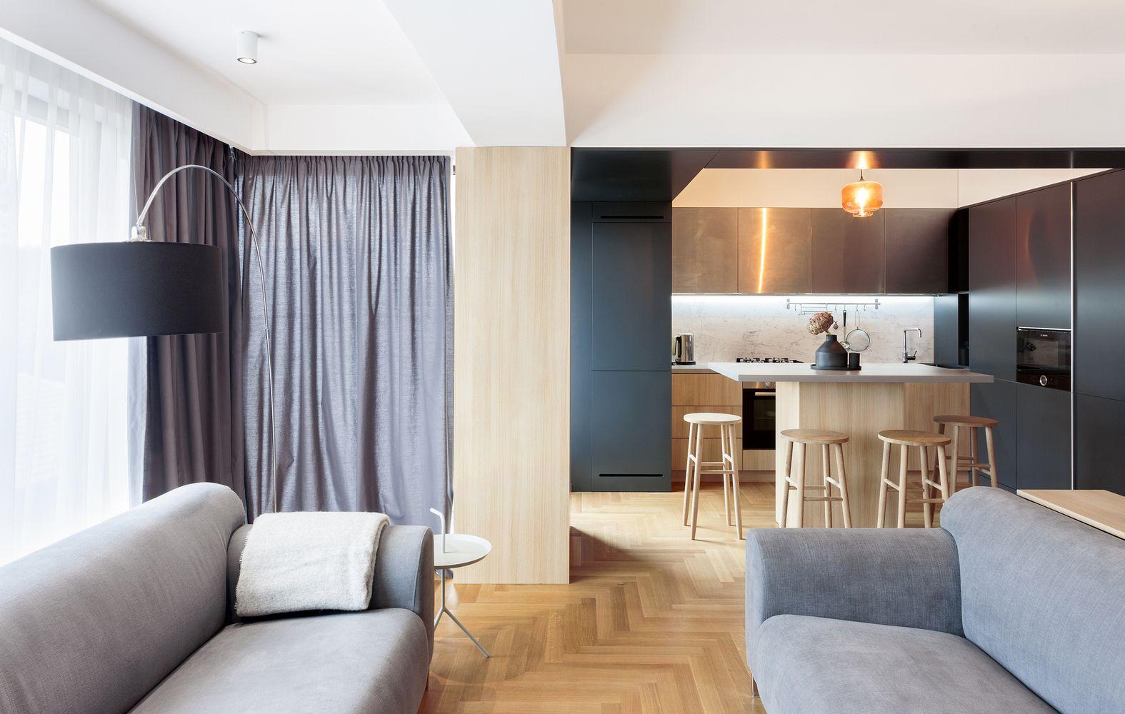 Gallery of Apartment in Bucharest rosu ciocodeica