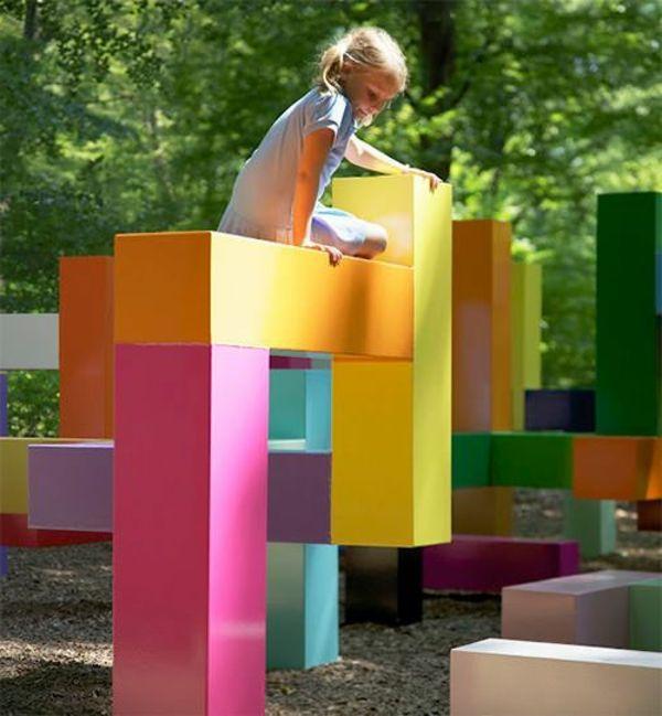 Spielgerate Im Garten Tolle Vorschlage Archzine Net Spielplatz Design Spielplatz Ideen Spielgerat
