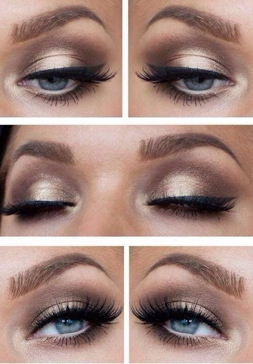 Makeupbyjeniffer Blue Eye Makeup Wedding Makeup For Blue Eyes