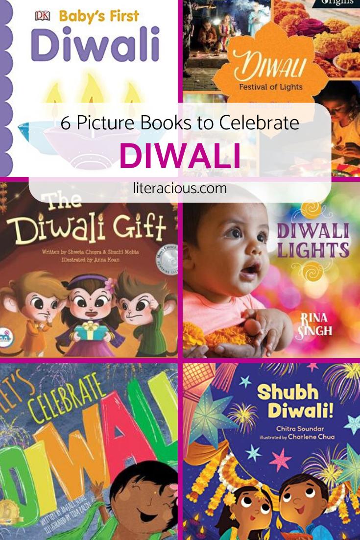 6 Books To Celebrate Diwali Literacious Books For Autistic Children Homeschool Books Holiday Books [ 1102 x 735 Pixel ]