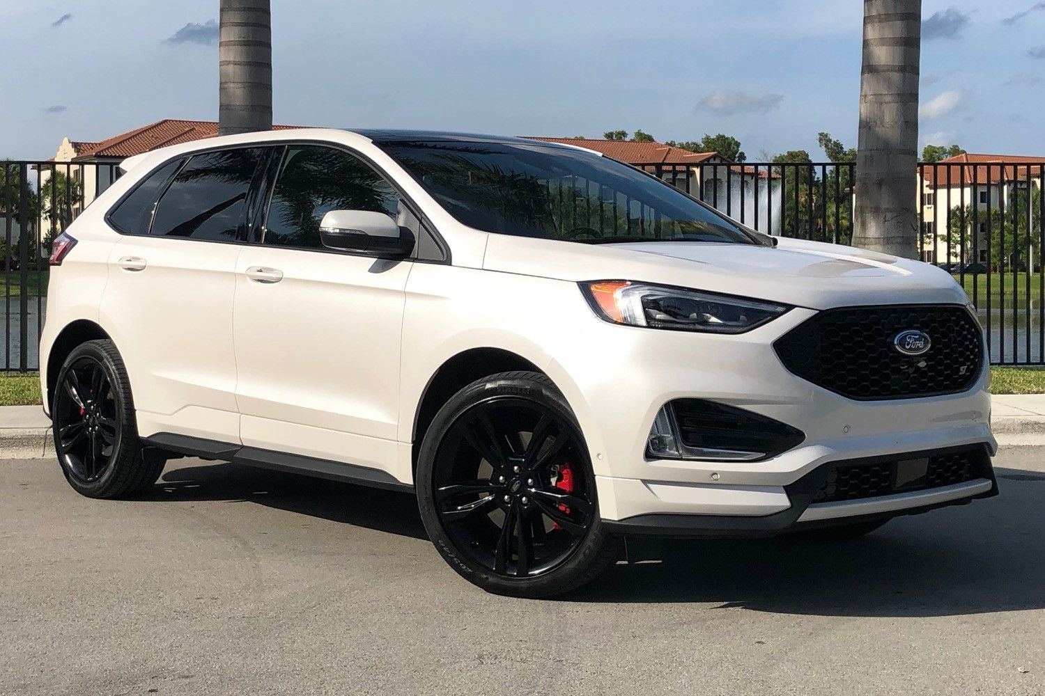 2020 Ford Edge St Concept in 2020 Ford suv, Ford edge
