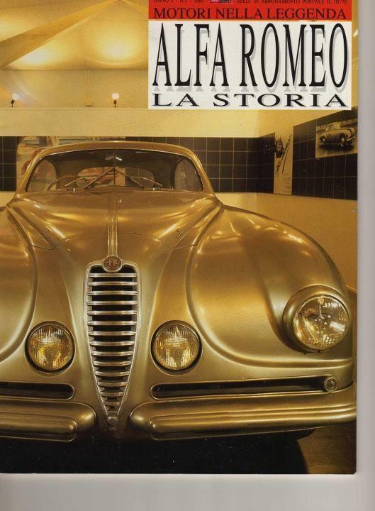 Alfa Romeo Foto di Raffaello Iannuzzi