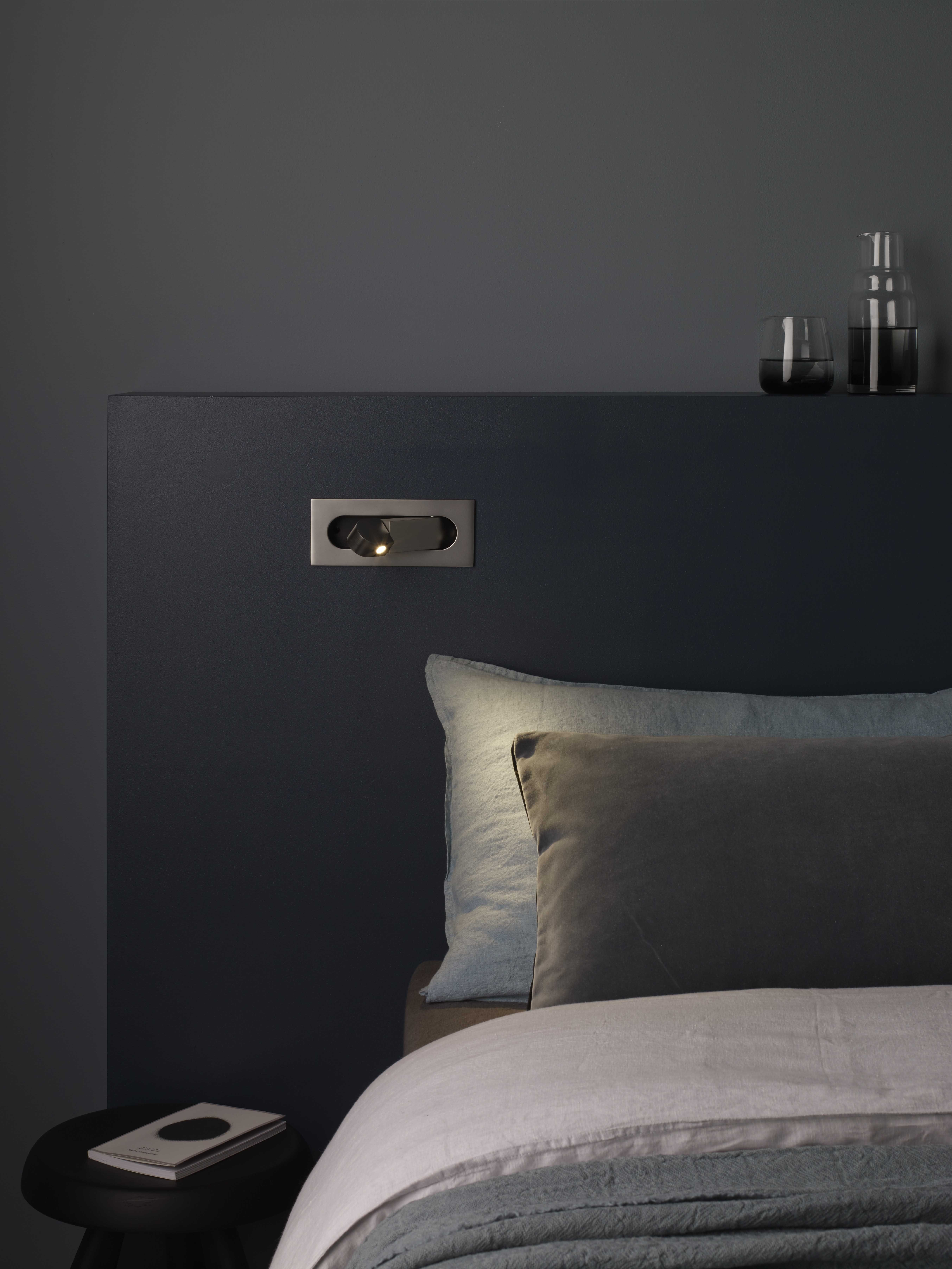 The Digit Interior Wall Reading Light By Astro Lighting Bedroom