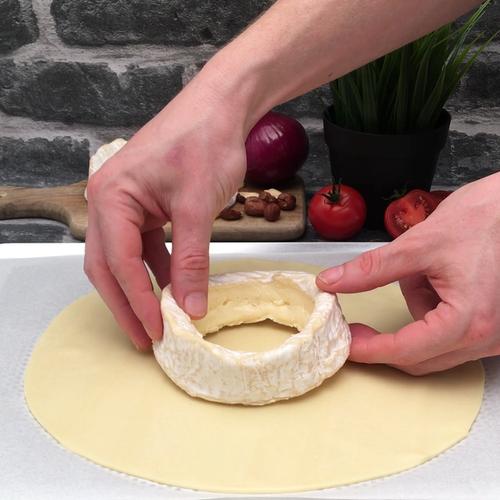 Apéro camembert