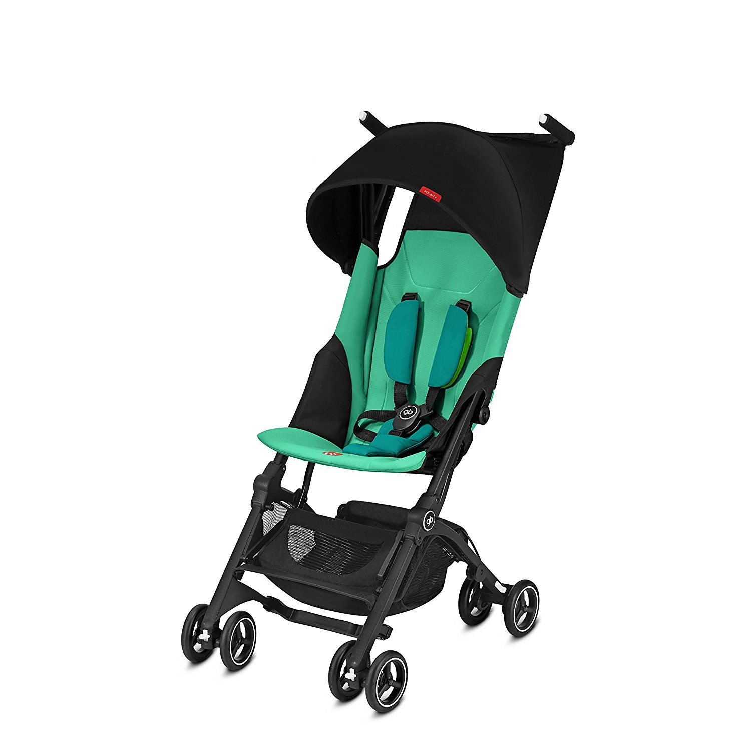 gb Gold Pockit Plus Pushchair, Laguna Blue. Suitable from ...