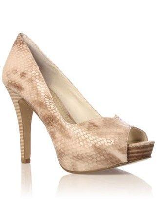 4fb90c903b Nine West Bonfire peep-toe heels, were £85, now £29 - Best Sale shoes -  winter sales, cheap shoes, party heels, fashion, shopping, Marie Claire