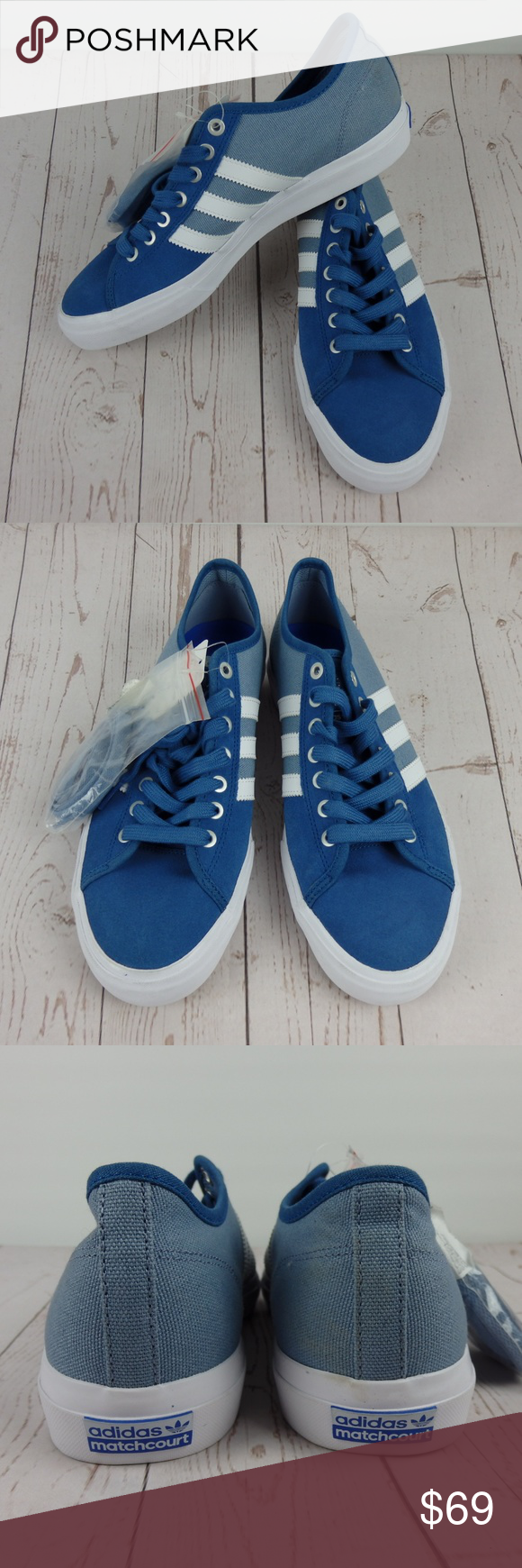 adidas matchcourt rx pattinare scarpe taglia 9 nwt pinterest pulito i piedi