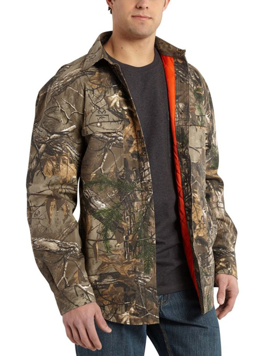 c6d5a69c Carhartt® Wexford Realtree Xtra™ Camo Print Shirt Jacket | Stage Stores