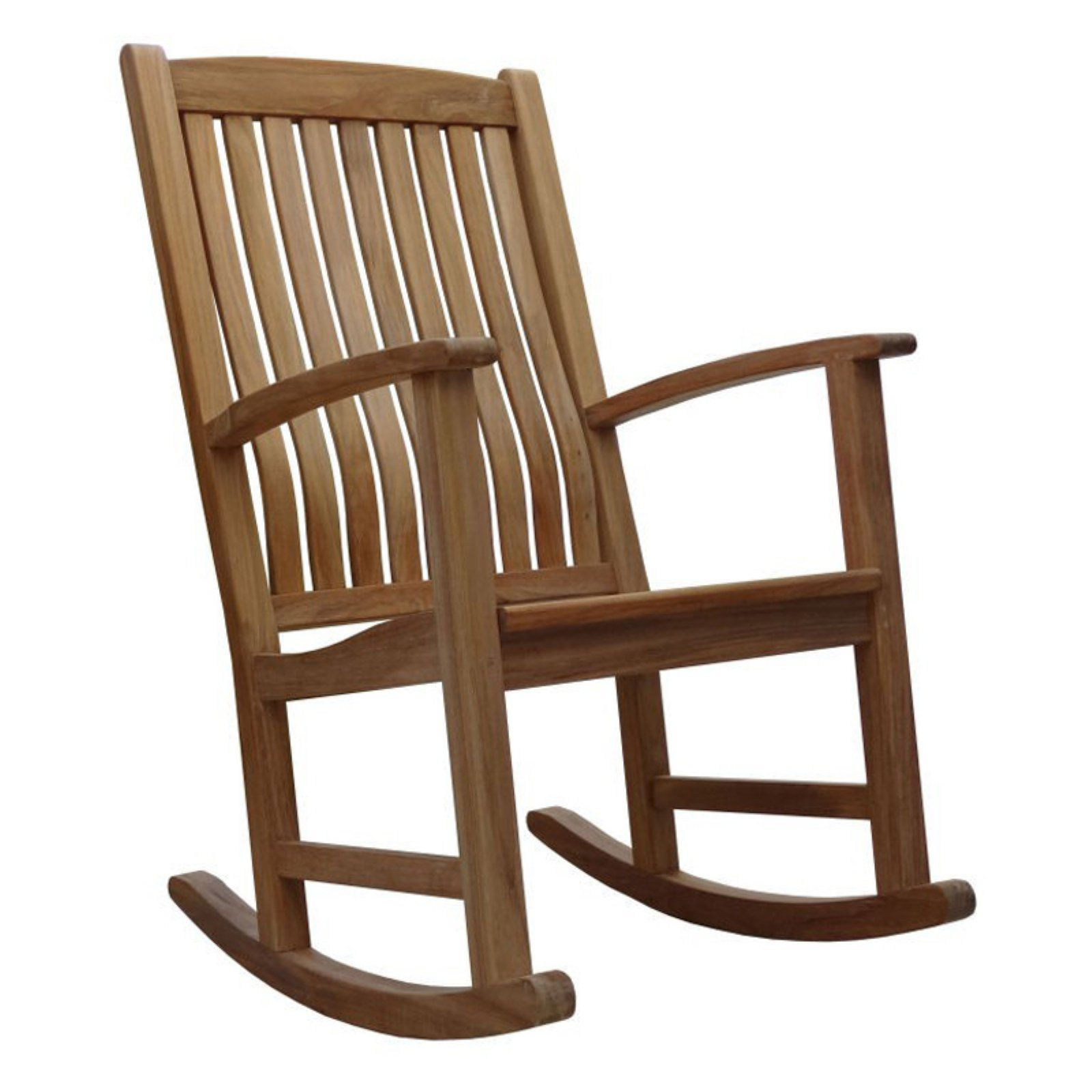 Super Douglas Nance Classic Teak Outdoor Rocking Chair Products Gmtry Best Dining Table And Chair Ideas Images Gmtryco