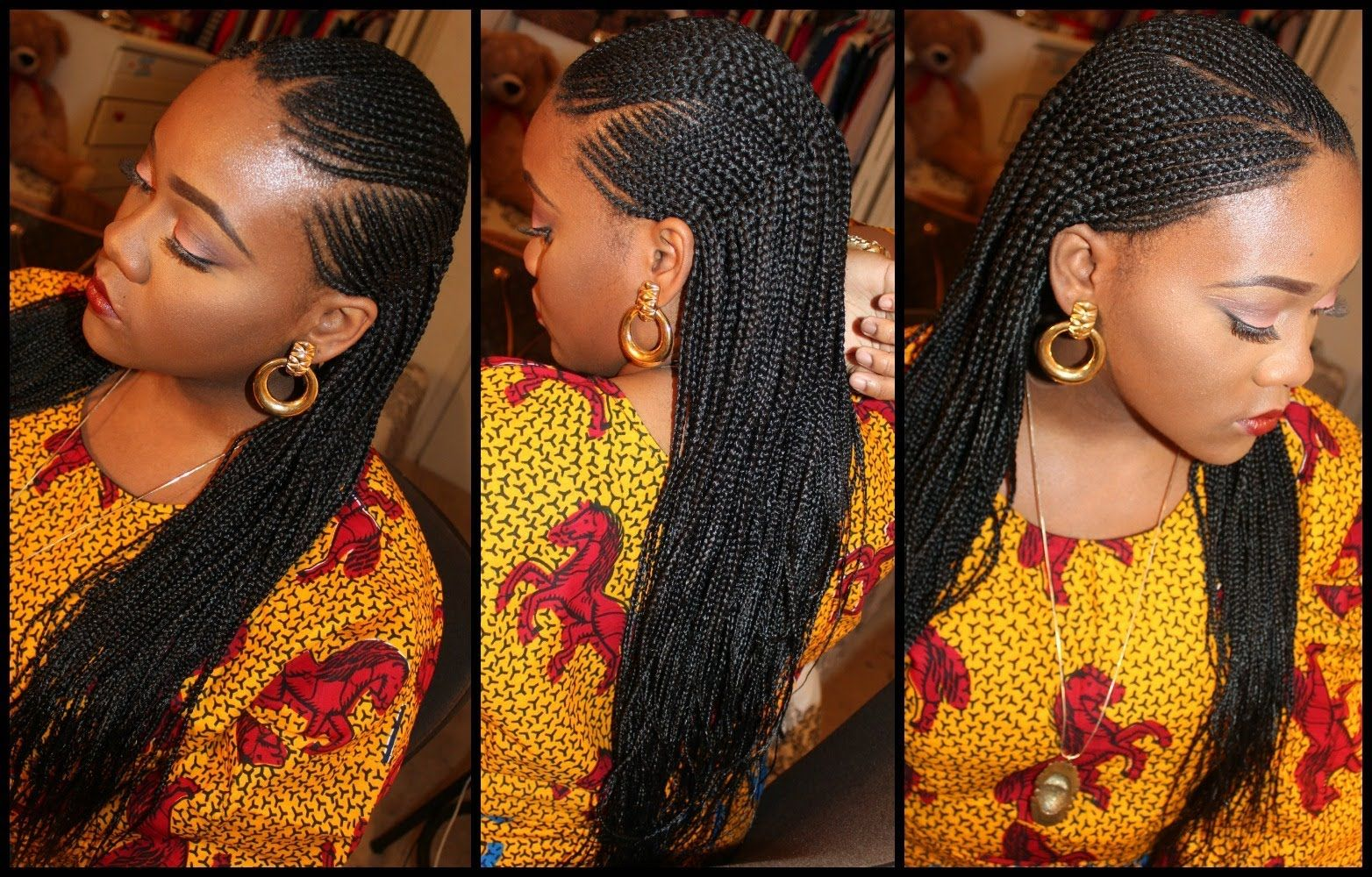 51 latest ghana braids hairstyles with pictures | nigerian ghana