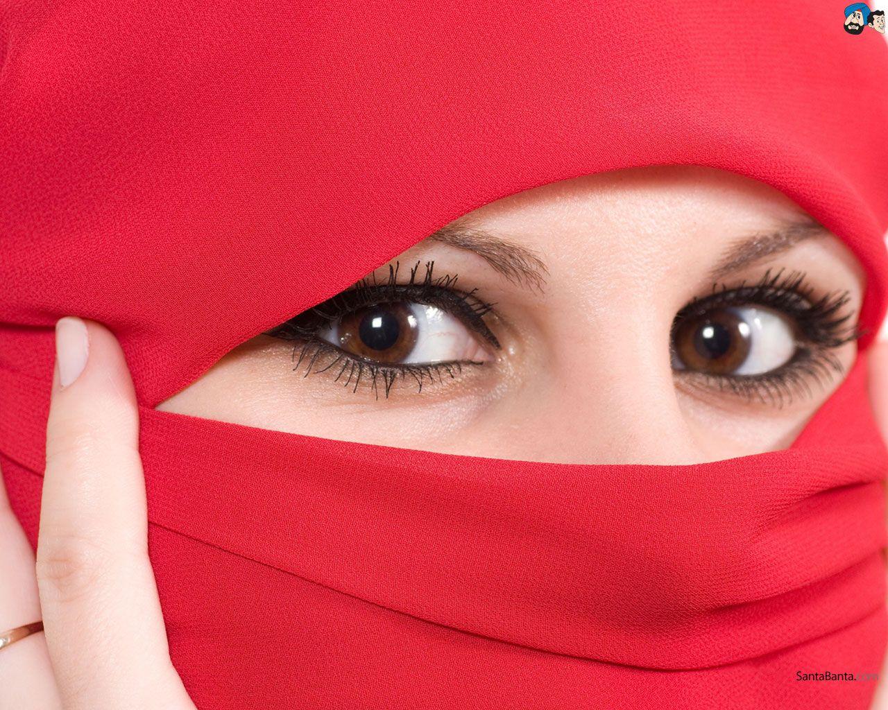 arab women in hijab wallpaper 20 art board 2014 ideas pinterest. Black Bedroom Furniture Sets. Home Design Ideas