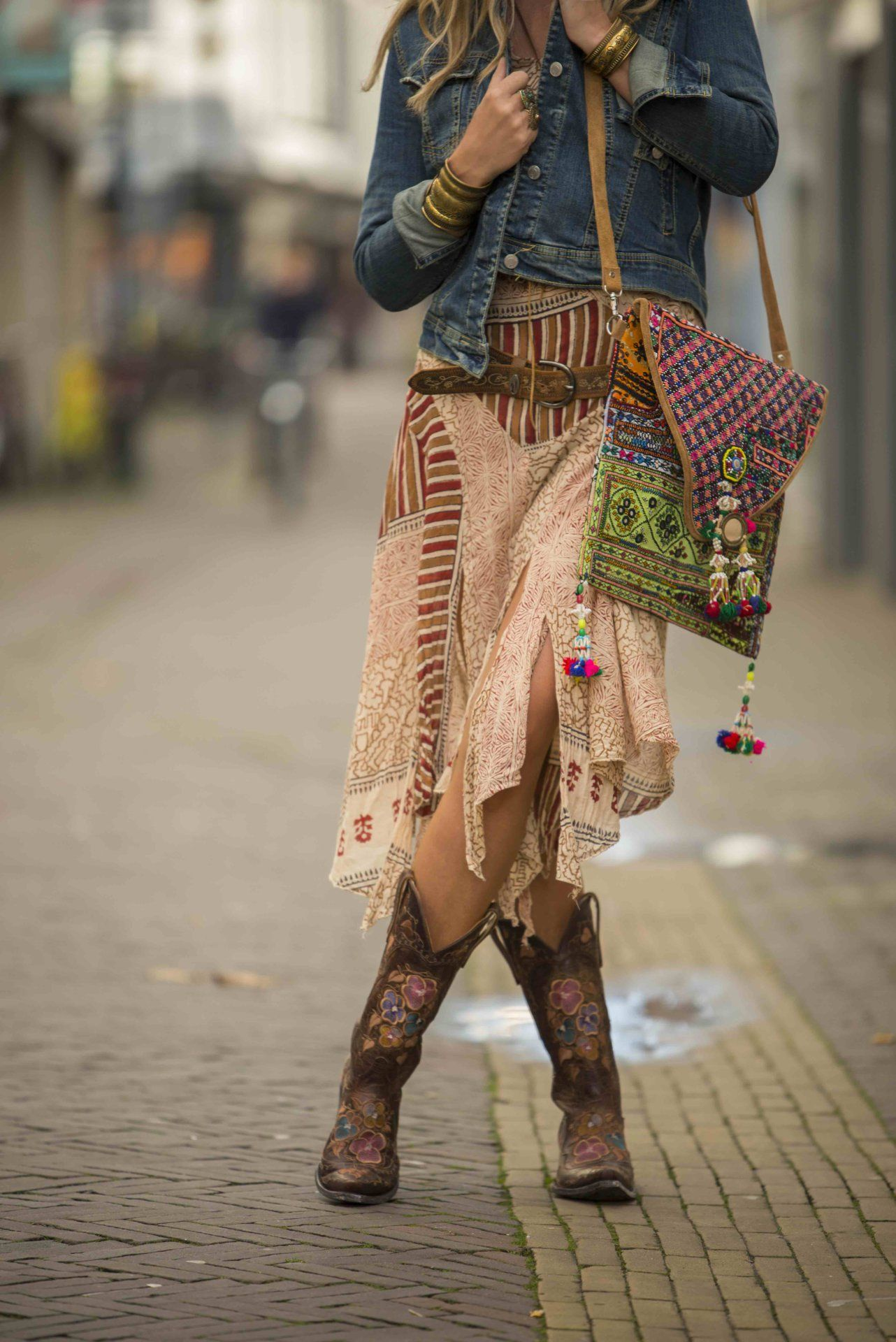 Hippie chic clothing - Stunning Indian inspired boho chic ...