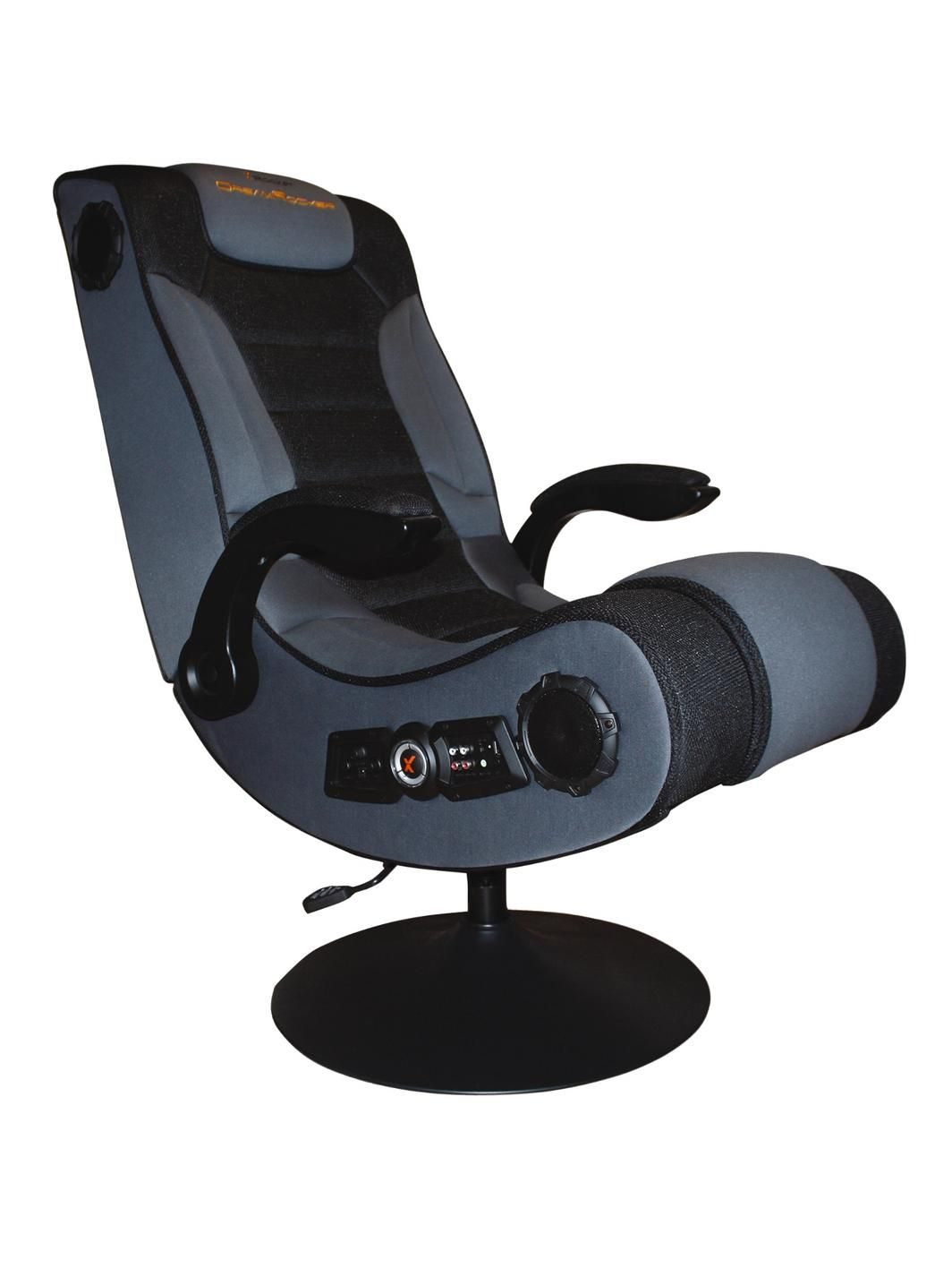 Ordinaire The X Dream Rocker Ultra 4.1 Bluetooth® Gaming Chair Oozes Class And  Quality Providing Gamers With Comfort And Superb 4.1 Surround Sound.