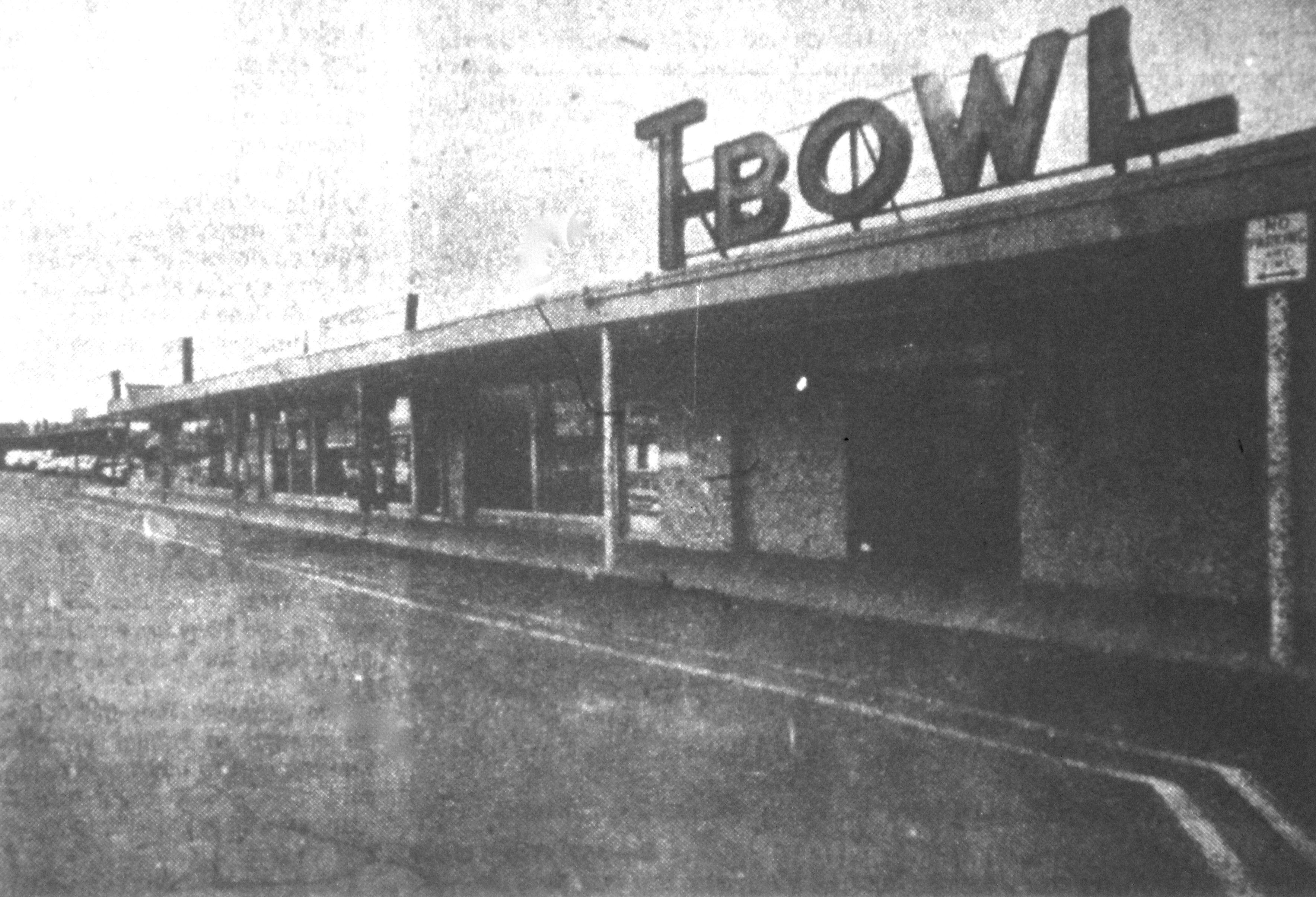 T Bowl Shopping Center In Wayne Nj 1982 Jersey Shore New Jersey Jaunt