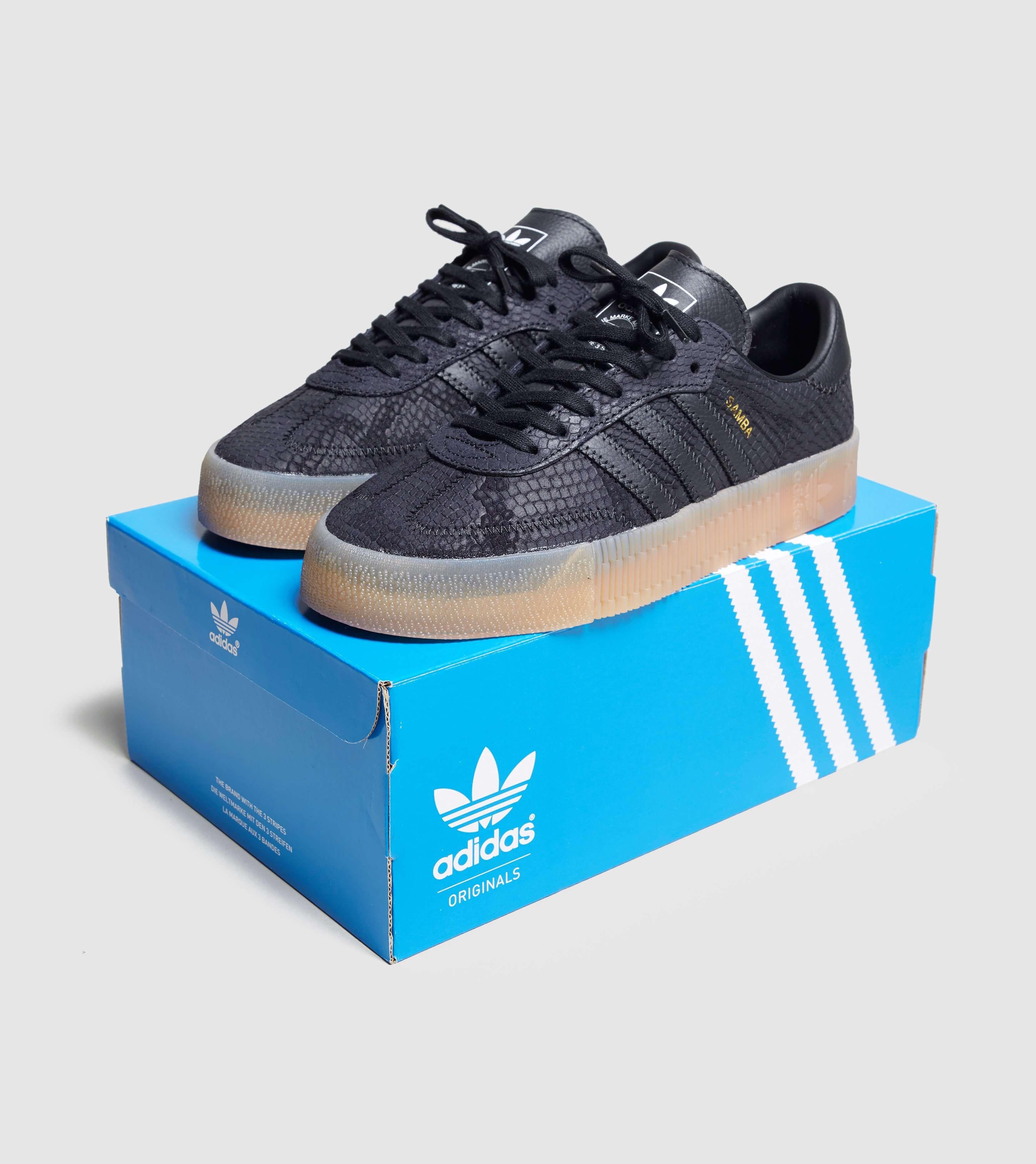 1389f86a402 adidas Originals Samba Rose Women's in 2019   style   Adidas, Black ...