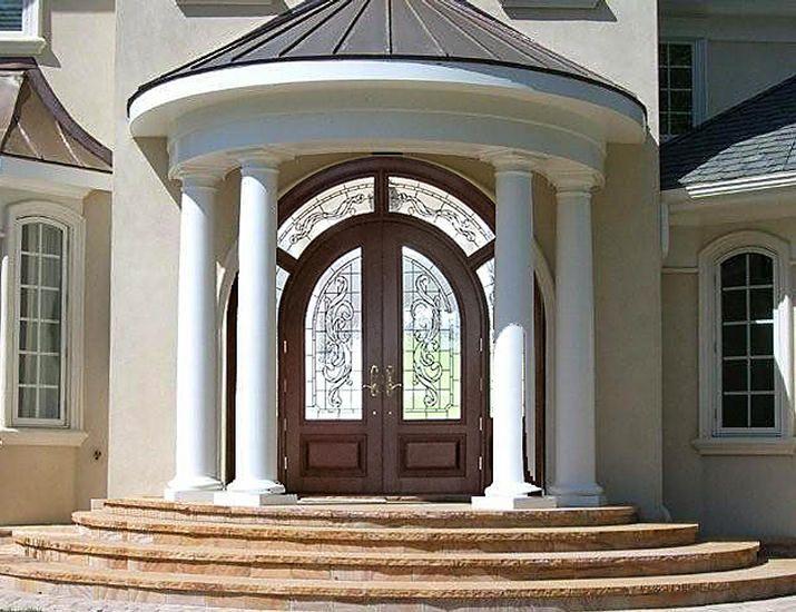 Estate Grand Exterior Front Entry Door Doors Knock Knock