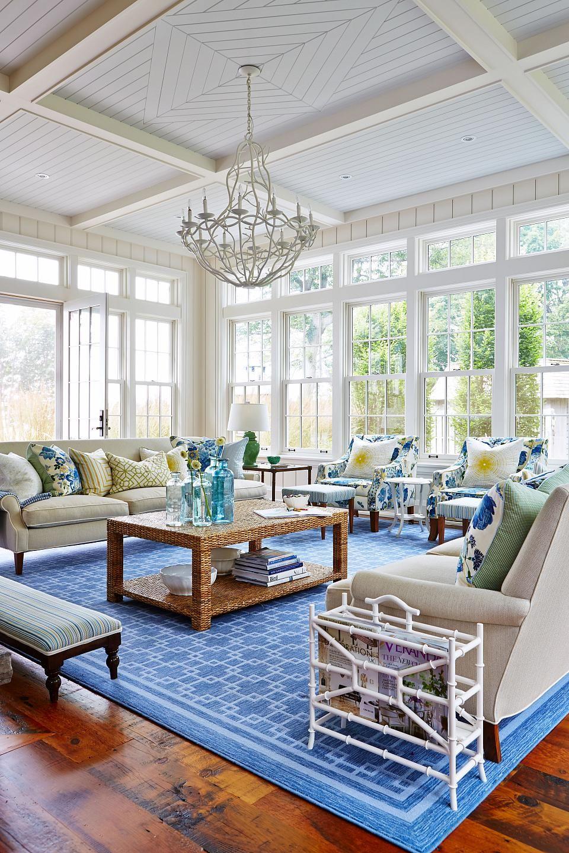 Family-Friendly Beach House | Sarah Richardson Design | ideas ...