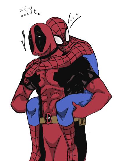 Image Result For Deadpool Fanfiction X Spiderman Batman Best Love