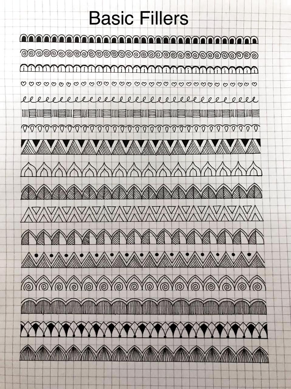 Zentangle Patterns Ideas Zentangle Patterns Zentangle Patterns Zentangle Patterns Step By Step Mandala Design Pattern Mandala Design Art Mandala Drawing