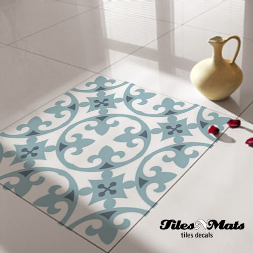 Decorative Floor Tiles Floor Tile Decals Beautiful Decorative Floor Tile Decals  Art