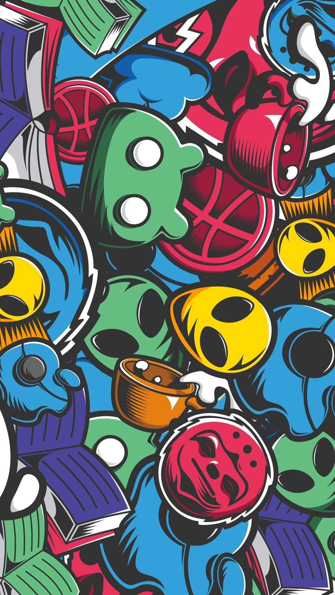 Wallez by kevin Massey Graffiti wallpaper, Bape