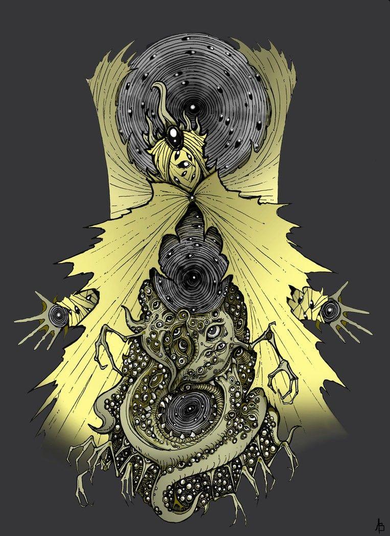 Hastur By Sufferst On Deviantart Lovecraftian Horror Lovecraft