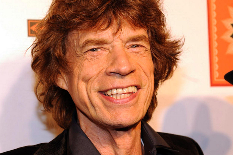 Mick Jagger vuelve a ser papá por octava ocasión - http://www.notimundo.com.mx/espectaculos/mick-jagger-vuelve-papa-octava-ocasion/