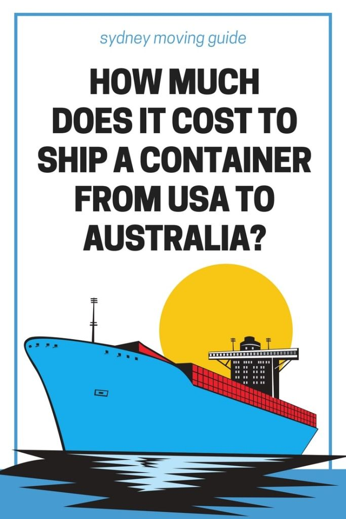 Shipping Quote Brilliant Our Shipping Quote From When We Moved To Australia From The Usa