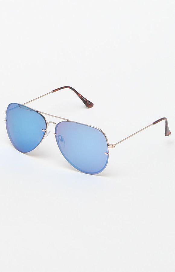 6fc07a064446 LA Hearts Classic Aviator Sunglasses | Teen Girls Clothes ...