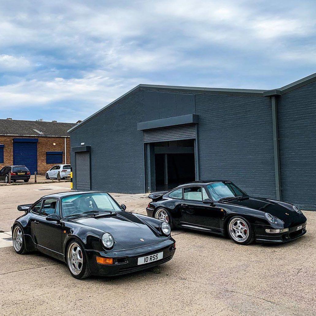Porsche Club On Instagram 964 Turbo Vs 993 Turbo Which Would You Pick Rajsangha911 Porsche Club Porsche Turbo