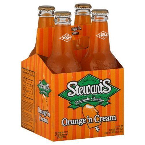 Stewart S Fountain Orange N Cream Classics Soda Pack Of Https Www Amazon Com Dp B00bymcvtg Ref Cm Sw R Pi Orange Creamsicle Hot Sauce Bottles Grocery