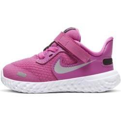 Nike Revolution 5 FlyEase Schuh für Babys und Kleinkinder – Rot NikeNike