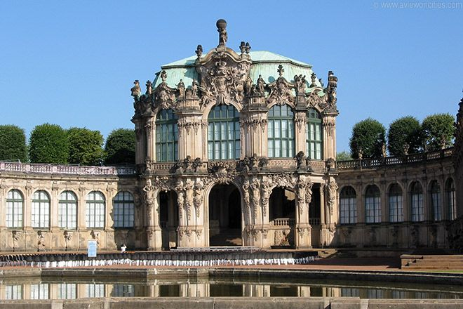 Zwinger Dresden Mansions House Styles Orangery