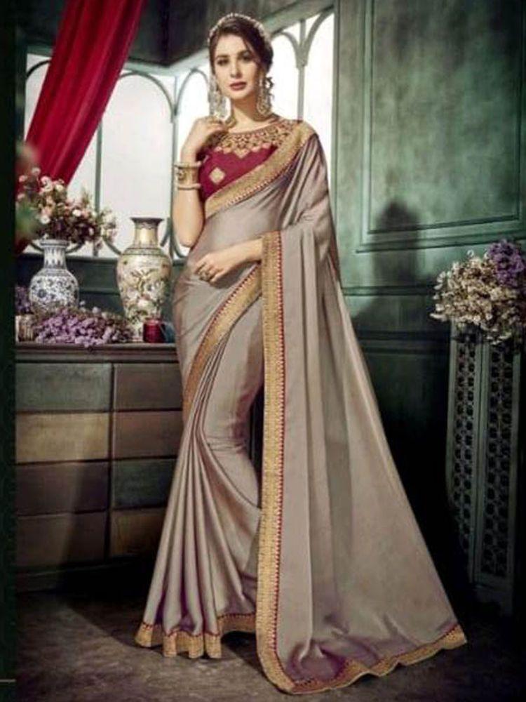 d656e5593d #Indian #Designer# Wedding #Party wear# Women #Fancy #Saree Blouse #New  #Collection #Saree #Handmade #Saree