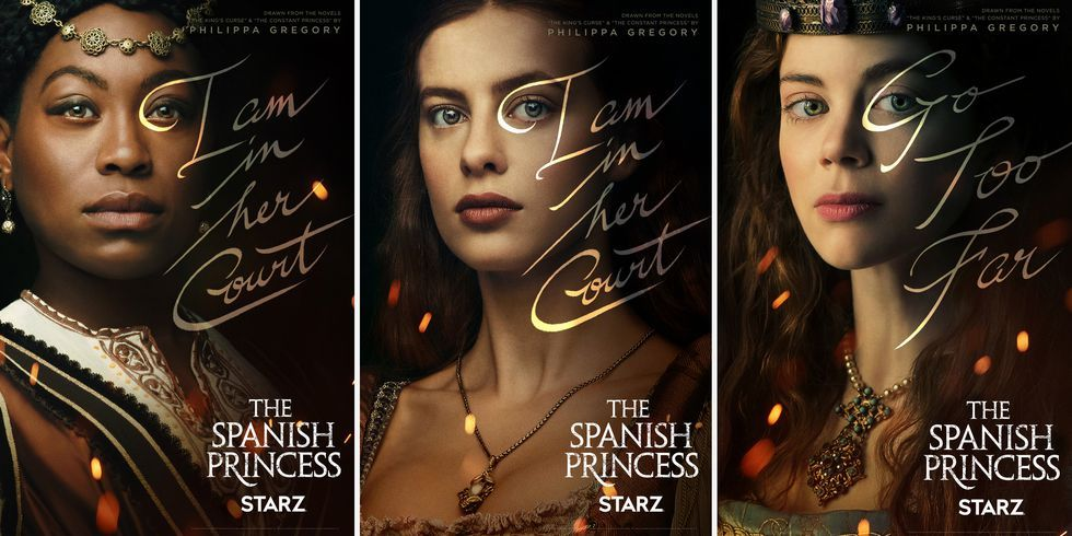 The Spanish Princess Brings The Female Gaze To The Court Of Henry