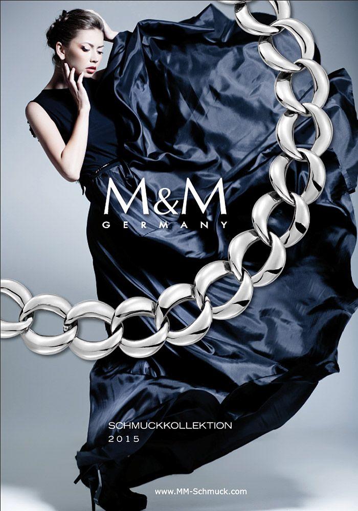 Arbeiten - Aqua Werbeagentur M&M Designschmuck in Edelstahl. Infos unter: www.MM-Schmuck.com