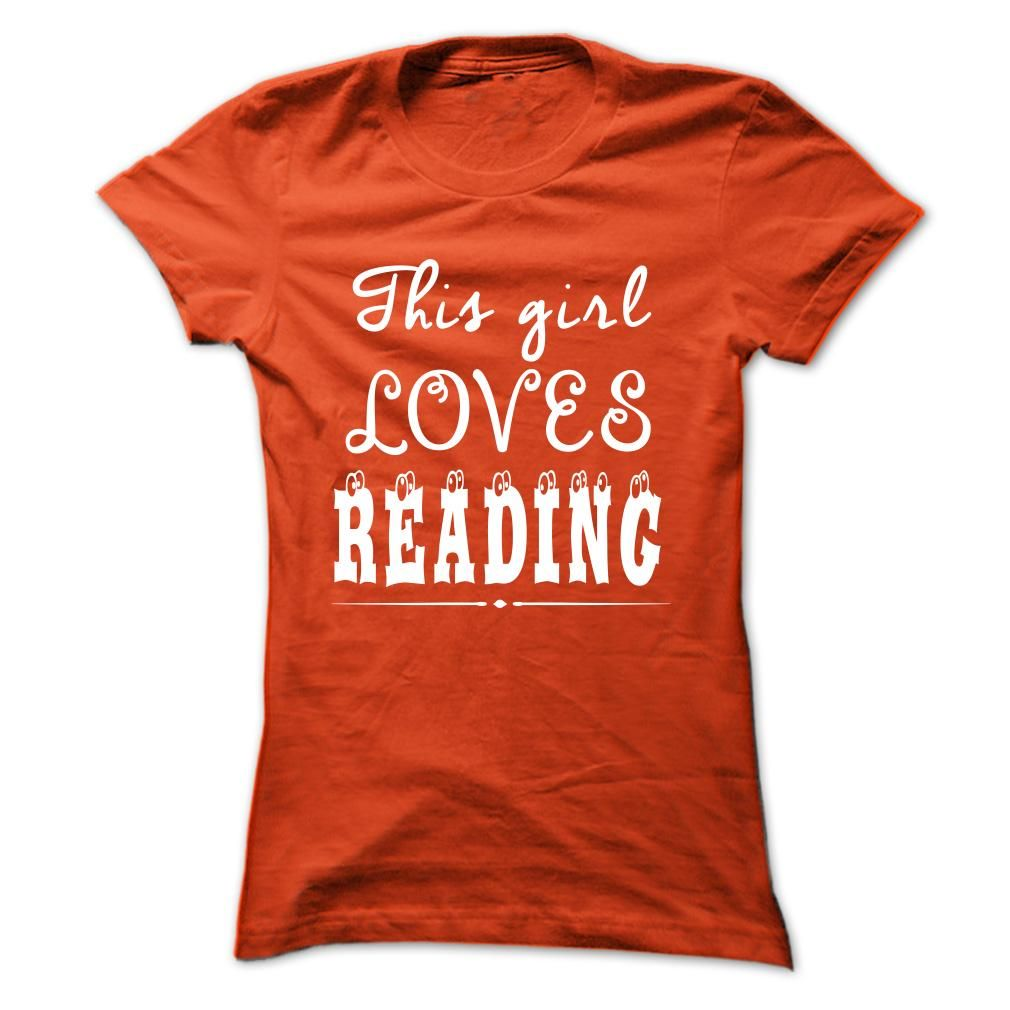 Limited Edition This girl loves Reading