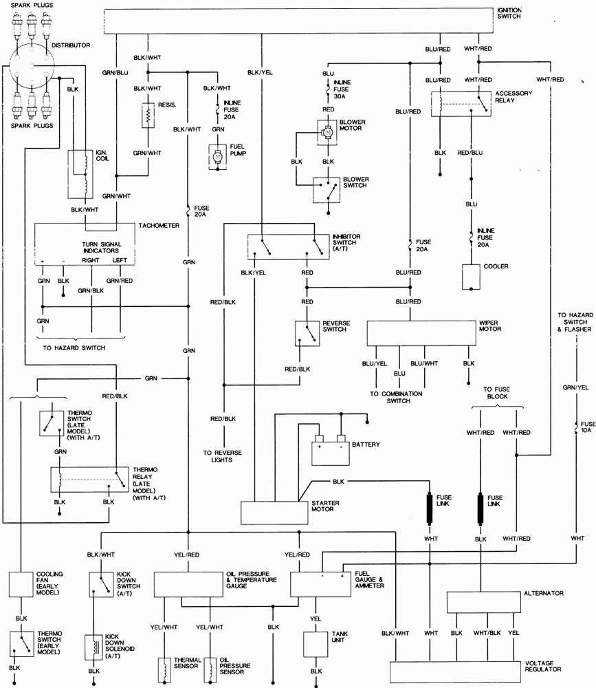 Ford F150 Wiring Harness Diagram Schaltplan Elektroschaltplan Hausverkabelung