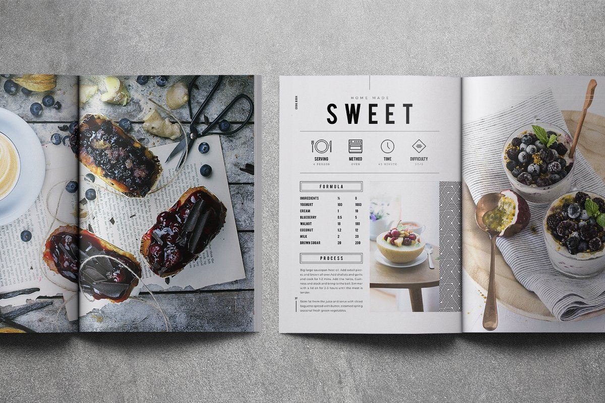 Cookbook Recipe Book Recipe Book Design Recipe Book Covers Cookbook Design