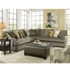Fontaine Collection Sectionals