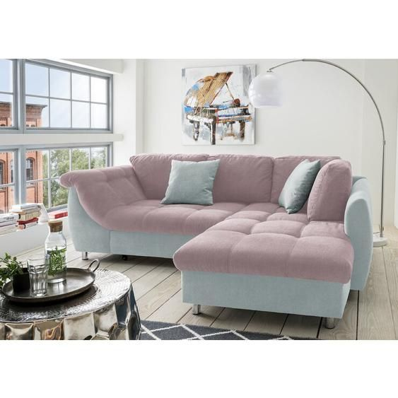 Ecksofa Whitakers mit Bettfunktion