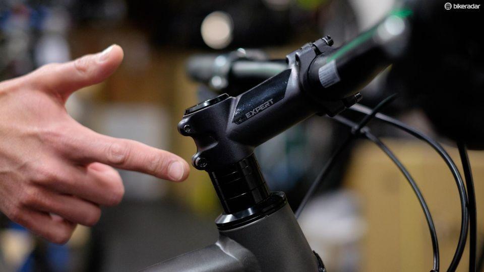 How To Adjust Your Handlebar Height Mountain Bike Handlebars