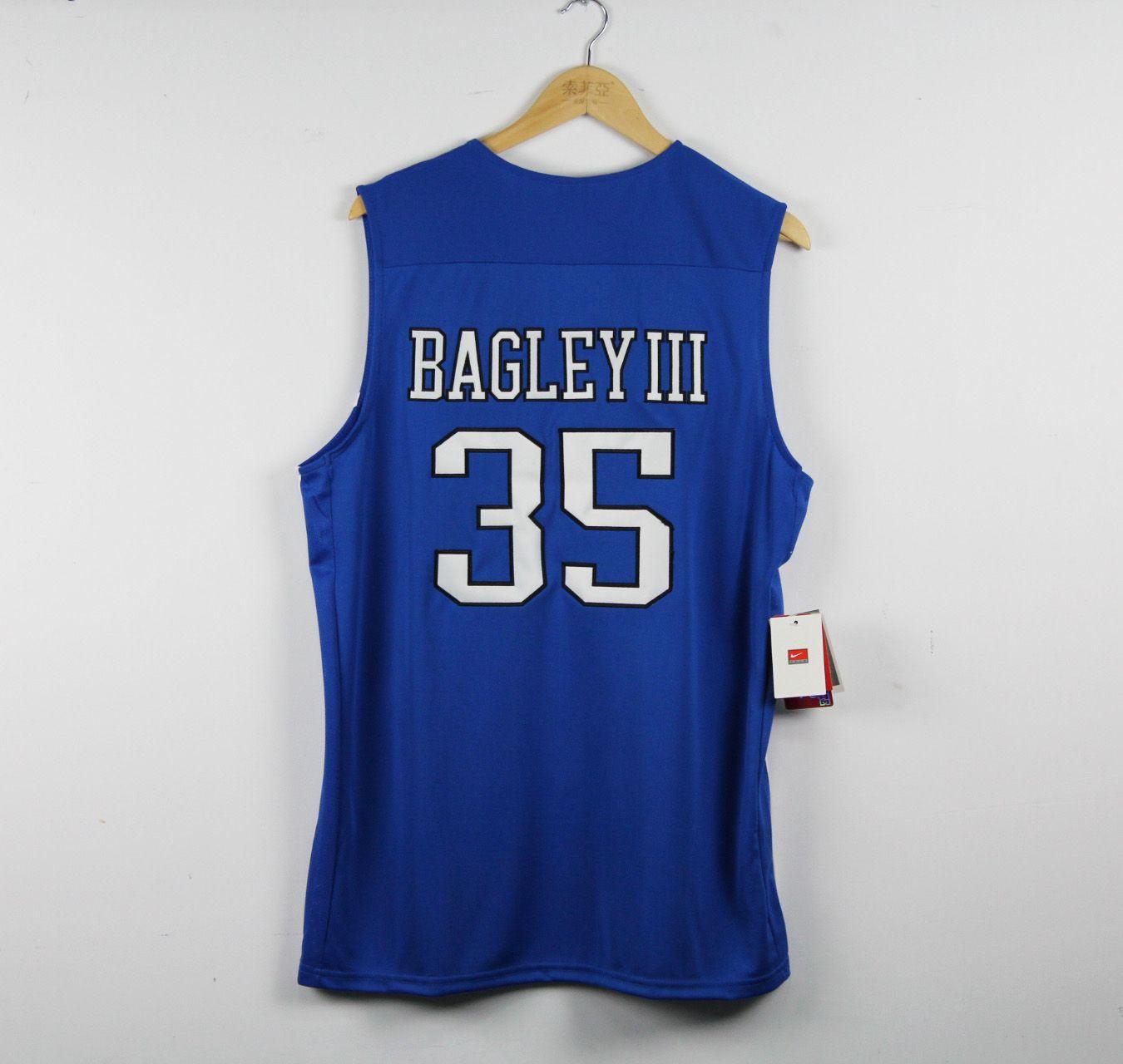 huge discount a3d9d 7f50f NCAA Marvin Bagley III #35 Duke Basketball Jerseys Nike ...